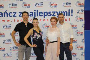 Turniej Polskiego Związku Tańca Poznań