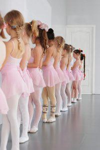 Balet Dla Dzieci Poznan